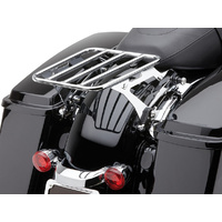 Cobra USA COB-602-2500 Quick Detachable Luggage Rack Chrome for Cobra Sissy Bar COB-602-2000