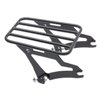 Cobra USA COB-602-2500B Quick Detachable Luggage Rack Black for Cobra Sissy Bar COB-602-2000B