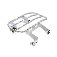 Cobra USA COB-602-2510 Luggage Rack Chrome for Cobra Quick Detach Sissy Bar 602-2006