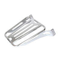 Cobra USA COB-602-3501 Chrome Round Tube Luggage Rack