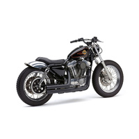 Cobra USA COB-6701B Speedster 909 Exhaust Black for XL'86-03