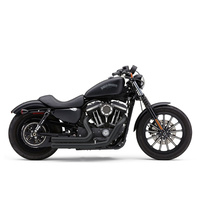 Cobra USA COB-6705B Exhaust XL'14up Speedster 909 Blk