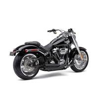 Cobra USA COB-6715B Speedster 909 Exhaust Black for Breakout/Fat Boy 18-Up/FXDR 19-Up