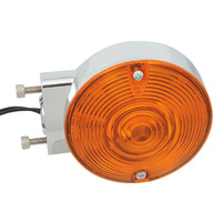 Chris Products CP-8402A Amber Turn Signal Lamp FLST'86up