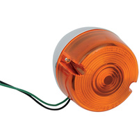 Chris Products CP-8410A Turn Signal Threaded Body-No Wiring Hole FXSTXLFXD'86-01