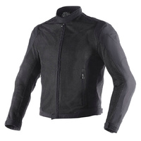 Dainese Air Flux Textile Jacket Nero/Nero