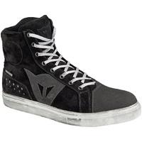 Dainese Street Biker D-WP Boots Black/Anthracite