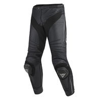 Dainese Misano Leather Pants Black/Black/Anthracite