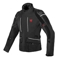 Dainese D-Cyclone Gore-Tex Jacket Black/Black/White