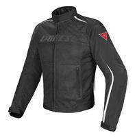 Dainese Hydra Flux D-Dry Jacket Black/Black/White