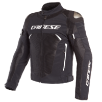 Dainese Dinamica Air D-Dry Jacket Black/Black/White