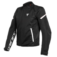 Dainese Bora Air Textile Jacket Black/White