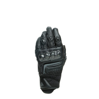 Dainese Carbon 3 Short Gloves Black/Black