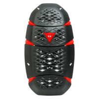 Dainese Pro-Speed G3 Back Protector Black/Red