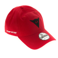 Dainese 9Twenty Canvas Strapback Cap Unifit Red