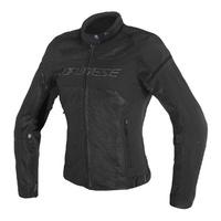Dainese Air Flux D1 Ladies Textile Jacket Nero/Nero