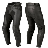 Dainese Spartan 66 Pelle Ladies Pants Nero