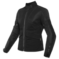 Dainese Air Tourer Ladies Tex Jacket Black/Black/Black