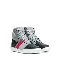 Dainese York Air Ladies Shoes Light Gray/Coral