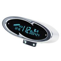 Dakota Digital DAK-MCV-7100 Oval Speedo/Tacho Info Center