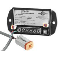 Dakota Digital DAK-STM-100 A/M Speedo/Tacho Interface Module to 2004up Data Bus Wiring