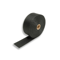 "DEI 901137 Exhaust Heat Wrap Black Titanium 2"" x 50Ft Roll"