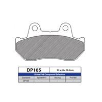DP Brake Pads DP105 Sintered Brake Pads