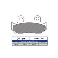 DP Brake Pads DP110 Sintered Brake Pads
