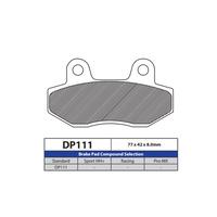 DP Brake Pads DP111 Sintered Brake Pads