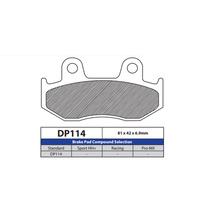 DP Brake Pads DP114 Sintered Brake Pads