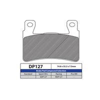 DP Brake Pads DP127 Sintered Brake Pads