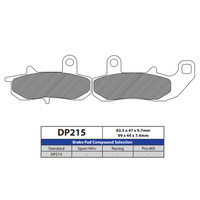 DP Brake Pads DP215 Sintered Brake Pads