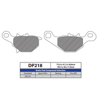 DP Brake Pads DP218 Sintered Brake Pads