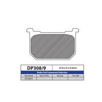 DP Brake Pads DP308 Sintered Brake Pads