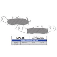 DP Brake Pads DP326 Sintered Brake Pads