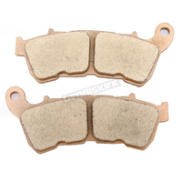 DP Brakes DP536 Sintered Metal Front Brake Pads for Sportster XL 883/1200 14-16