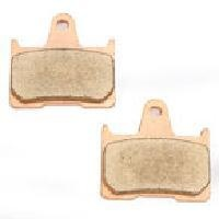 DP Brakes DP537 Sintered Metal Rear Brake Pads for Sportster XL 883/1200 14-16