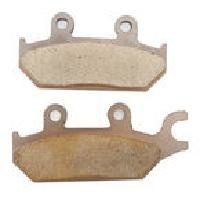 DP Brakes DP545 Sintered Metal Front Brake Pads for Yamaha YXC/YXE 2016 & YXM 14-16/Can-Am Commander & Maverick