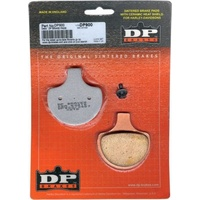 DP Brakes DP900 Sintered Front Brake Pads for Big Twin'84-99