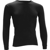 DriRider Thermal Merino Wool Shirt Black