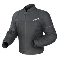 DriRider Climate Control 3 Jacket Solid Black