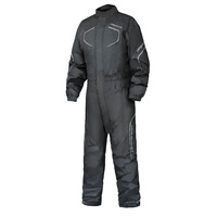 DriRider Hurricane 2 Piece Suit Black