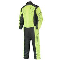 DriRider Hurricane 2 Piece Suit Fluro Yellow