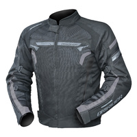 DriRider Air-Ride 4 Jacket Black/Grey