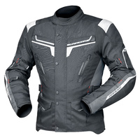 DriRider Apex 5 Jacket Black/White/Grey