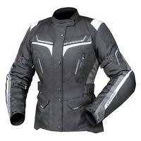 DriRider Apex 5 Ladies Jacket Black/White/Grey