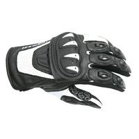 DriRider Stealth Gloves White/Black