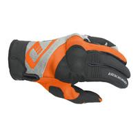 DriRider RX Adventure Gloves Black/Orange [Size:LG]