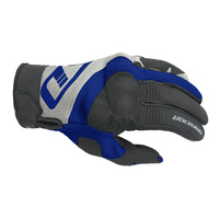 DriRider RX Adventure Gloves Black/Blue