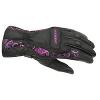 DriRider Vivid 2 Ladies Gloves Black/Pink